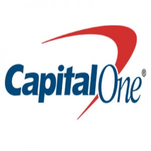Capital One Logo for credit building